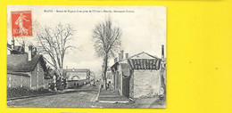 BLAYE Rare Route De Bugeau Automobiline () Gironde (33) - Blaye