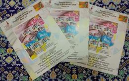 INDONESIA C0VID 19 SHEETLET OF BALI 2020 - Indonesia