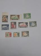 Lot De 10 Timbres Neufs Du Zanzibar ... Lot320 . - Zanzibar (1963-1968)