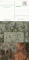 PSo 1-5**  Signum Albrecht Dürer - Postkarten - Ungebraucht