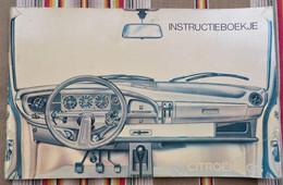 Livret  Instructieboekje CITROEN GS 1978 - Practical