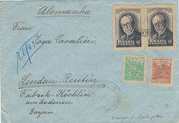 Licínio Cardoso 1952 - Kongress Homöopathie > Lindau/B. - Medicine