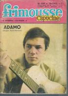 FRIMOUSSE  N° 234   -  CHATEAUDUN  1967 ( ADAMO / DANY ) - Small Size