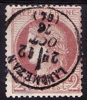 N° 51  OBL      1871-75  CERES   3e REPUBLIQUE      FRANCE - 1871-1875 Ceres