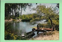 40----COURANT DES LANDES--au Dehors La Rivière Coulait à Pleins Bords---voir 2 Scans - Unclassified