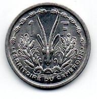 Cameroun -  1 Franc 1948 - SPL - Cameroun