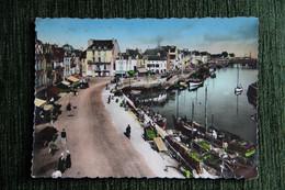 LE CROISIC - Les Quais Et Le Port. - Le Croisic