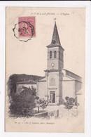 CP 07 ST PAUL LE JEUNE L'église - Other Municipalities