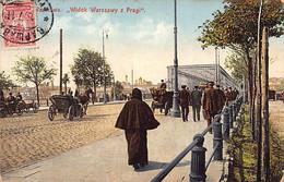Poland - WARSZAWA - Widok Warszawy Z Pragi - Publisher A. S. Suvorin & Co. 1913 18 - Pologne