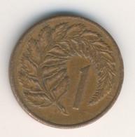 NEW ZEALAND 1983: 1 Cent, KM 31 - Nuova Zelanda