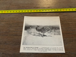 1910-30  PATI Le Vertige De La Vitesse Cote Du Mont Ventoux Automobile - Collections