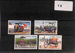 D - [111888]TB//**/Mnh-Thailande  -  Transports, Taxis & Fiacres, Vélos - Cars