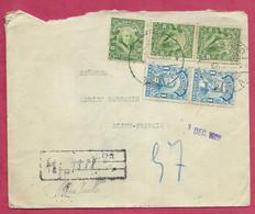 Equateur-Enveloppe Pour La France. 1928 - Equateur