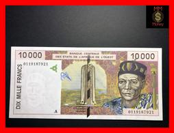 Ivory Coast  10.000  10000 Franc 2001  WAS  P. 114 A   UNC - - Côte D'Ivoire