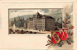 BIEL Bienne (BE) Technikum - BE Berne