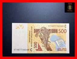 Burkina Faso 500  Franc 2017  WAS  P. 319 C   UNC - Burkina Faso
