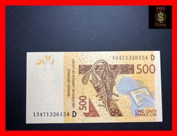 MALI 500  Francs  2013  WAS   P. 419 D    UNC - Mali