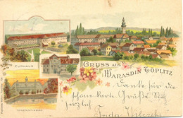 Gruss Aus Warasdin Töplitz - Kroatien