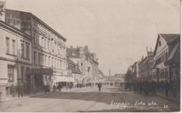 LATVIA - Leepaja - Sula Eela VG Postmarks Etc 1927 - Latvia