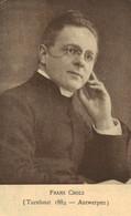 FRANS CROLS   (Turnhout 1882 - Antwerpen...) - Turnhout