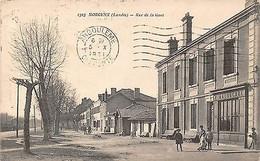 France Morcenx (Landes) Rue De La Gare 1921 - Other