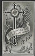 Alphonsina Aurelia Nisse-wervicq-quatrecht- 1919 - Devotieprenten