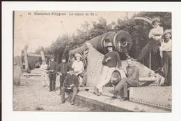 Brasschaet Polygone : 10 Le Canon De 24 C 1907 - Brasschaat