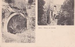 Thil (Haute-Garonne) Ruines Du Château-1905 - Other Municipalities