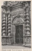 PALAZZOLO ACREIDE - PORTALE DELL'ANNUNZIATA - MONUMENTO STORICO - Siracusa