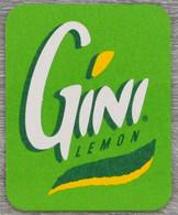 Sous-bock GINI Lemon Bierdeckel Bierviltje Coaster (V) - Portavasos