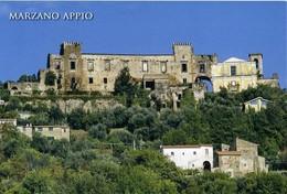Marzano Appio (CE) -  Castello Di Terracorpo N Nv - Caserta