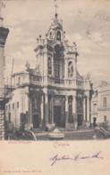 CATANIA / CHIESA COLLEGIATA    1903 - Catania