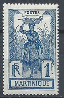 Martinique YT 104 Neuf Sans Charnière - XX - MNH - Unused Stamps