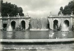 CASERTA - Parco Reale - Grotta Dei Venti N Vb 1960 - Caserta