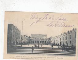 LAS PALMAS / GRAN CANARIA /  PLAZA DE SANTA ANA   1902 - Gran Canaria