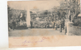 CATANIA / VILLA BELLINI  1902 - Catania