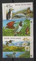 New Zealand - 1993 - N°Yv. 1236 à 1238 - Faune / WWF - Neuf Luxe ** / MNH / Postfrisch - Non Classificati