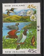 New Zealand - 1993 - N°Yv. 1237 à 1238 - Faune / WWF - Neuf Luxe ** / MNH / Postfrisch - Non Classificati