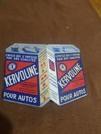 CALENDRIER 1932 PUBLICITE KERVOLINE QUERVEL FRERES HUILE POUR AUTOS - Klein Formaat: 1921-40