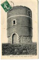 MARETZ -  Le Vieux Moulin De Pierre. Ed. BF 4 - Altri Comuni