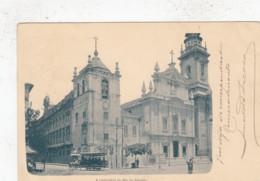 RIO DE JANEIRO / CATHEDRAL / TRAM / TRAMWAYS  1903 - Rio De Janeiro