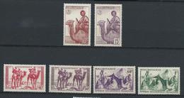 Mauritanie YT 125-130 Neuf Sans Charnière - XX - MNH - Nuevos