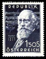 ÖSTERREICH 1951 Nr 967 Postfrisch S8701F2 - 1945-60 Nuovi & Linguelle