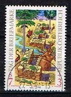 AUTRICHE / Oblitérés/Used/1994 - Journée Du Timbre - YVT N°1956 / MI.N°2127 - 1991-00 Gebraucht