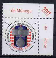 Monaco  2017. Bicenaire Des  Carabiners Du Pince MNH - Unused Stamps