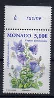 Monaco  2017. Flora.  Flowers.   MNH - Unused Stamps