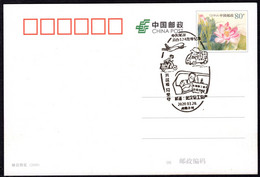 CHINA YongZhou COVID-19 (Wuhan Post Resumes Work And Production) Postmark - Enfermedades