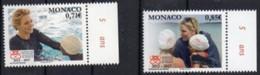 Monaco  2017. 5 Years Of The Princess Monaco Foundation.  MNH - Unused Stamps