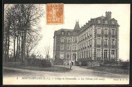 CPA Montcauvaire, Collége De Normandie - Non Classificati