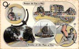 Groeten Uit Den Haan A/ Zee  - Le Coq Sur Mer - De Haan - De Haan